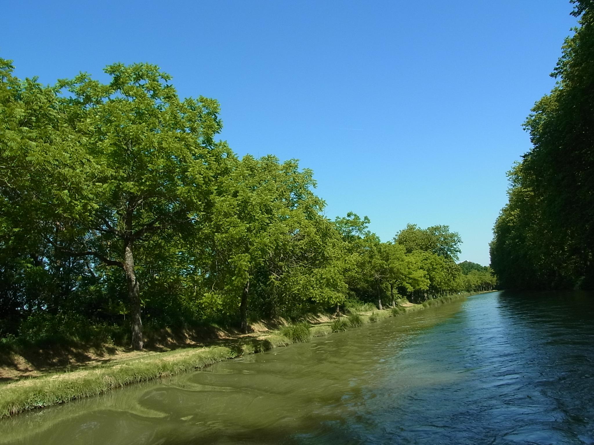カルカッソンヌ観光①|ミディ運河を想う