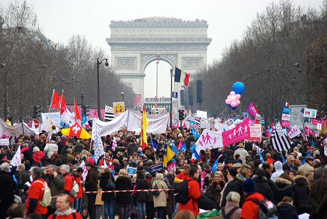フランスはスト天国|傾向と対策