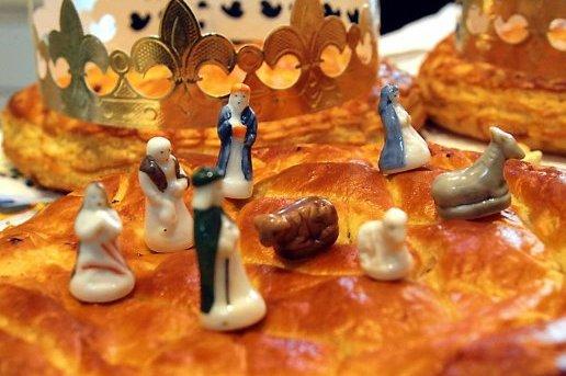 ガレット・デ・ロワ|王様になれる美味しい楽しみ
