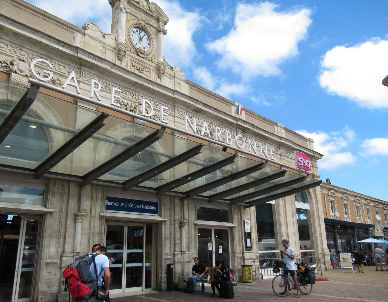 南フランス ナルボンヌ観光 お役達情報|駅&駅周辺案内