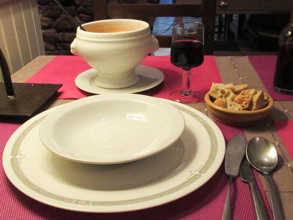 カルカソンヌ レストラン12€コスパ最高ランチはジルの家ChezGIL